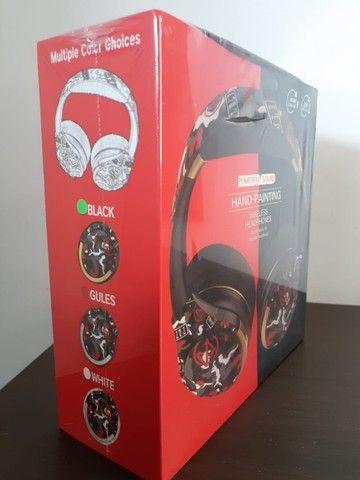 Headphone Bluetooth & Microfone EL-A1. Novo! Entrega Grátis! - Foto 3