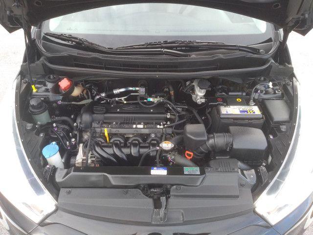 HB20S 1.6 Premium Automático 2015 + couro - Foto 13