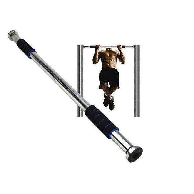 Barra fixa Porta aço inox - Foto 5