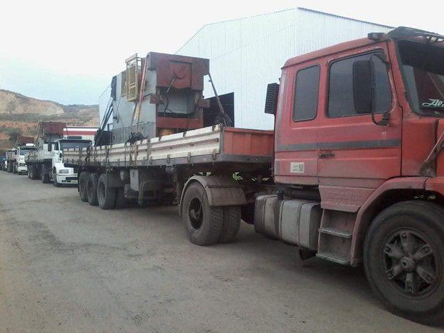 Scania 112h engatado carreta khronne 88 - Foto 3