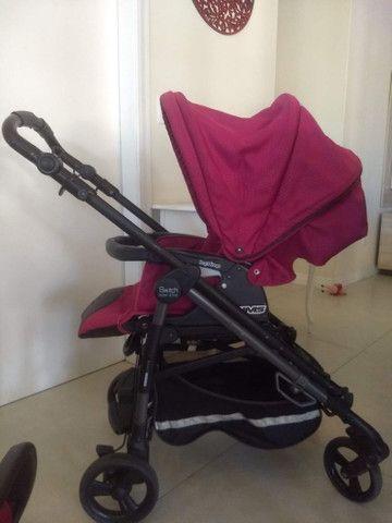 Cadeirinha de bebê Switch easy drive - Foto 3