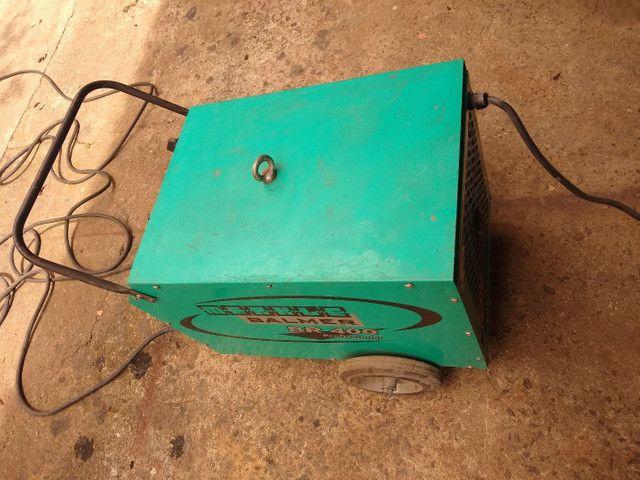 Máquina de solda Balmer BR400 - Foto 3