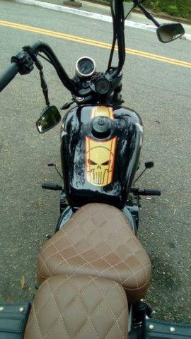 Vendo Fym-250cc Customizada - Foto 11