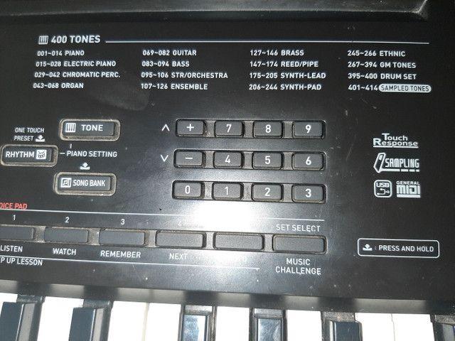 Teclado Casio CTK-3200 (USADO) - Foto 3