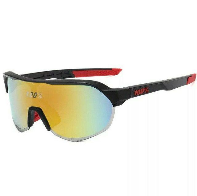 Óculos Ciclismo MTB - Proteção UV - Foto 4
