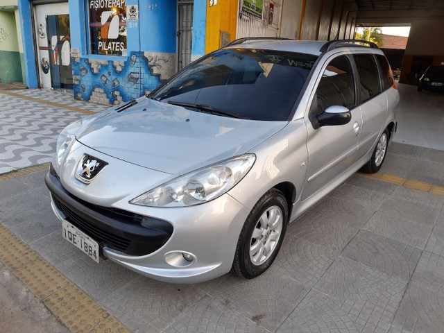 Peugeot 207 sw xrsport