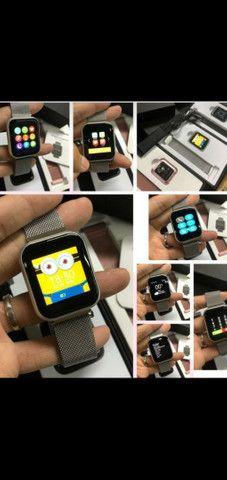 Smartwatch T80 PRO novidade - Foto 5