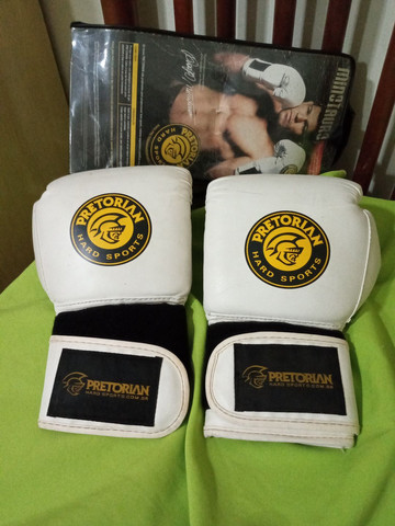Luvas de Boxing e Liva MMA da UFC - Foto 5