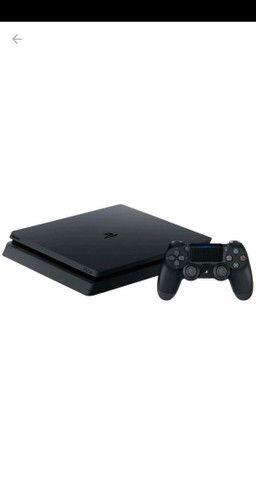 Playstation 4 slim 1Tb + jogos ainda na garantia
