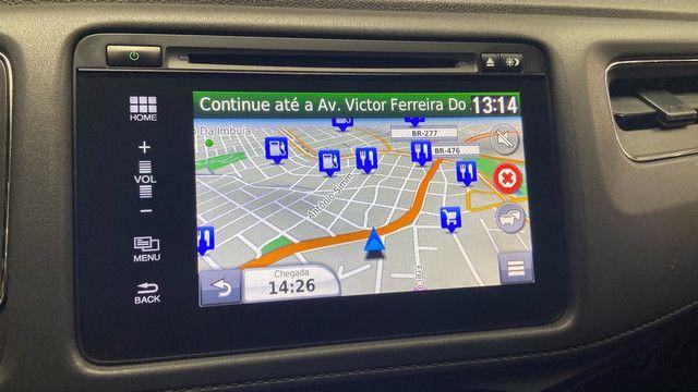 HONDA HR-V EXL 1.8 16V SOHC I-VTEC FLEXONE AUTOMÁTICO  - Foto 13