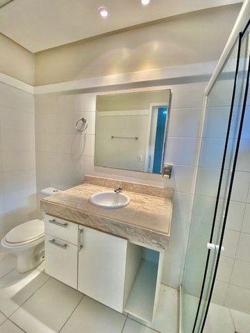 Casa moderna, clean, 4 quartos piscina privativa, condomínio fechado com portaria 24h - Foto 16