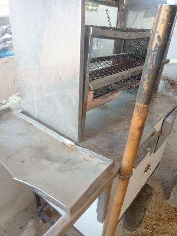 Vendo um carrinho de churrasco - Foto 5