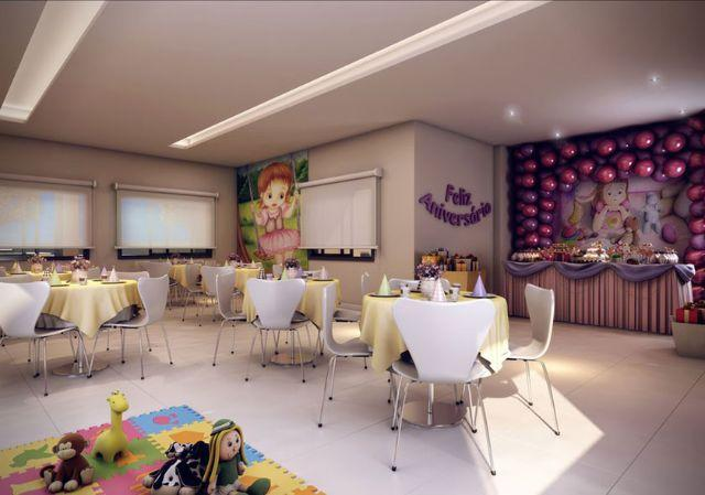 Apartamento DOM Condominium Club 3 quartos