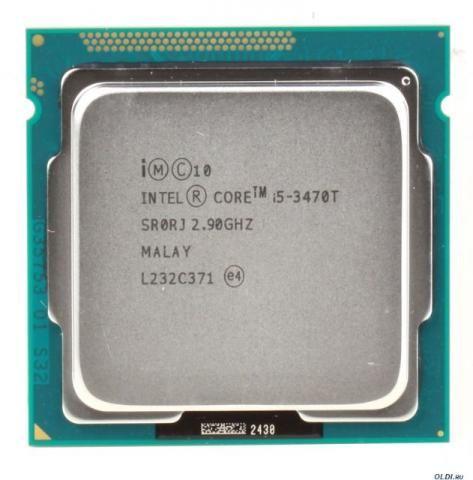Processador Intel® Core™ i5-3470T - Socket 1155