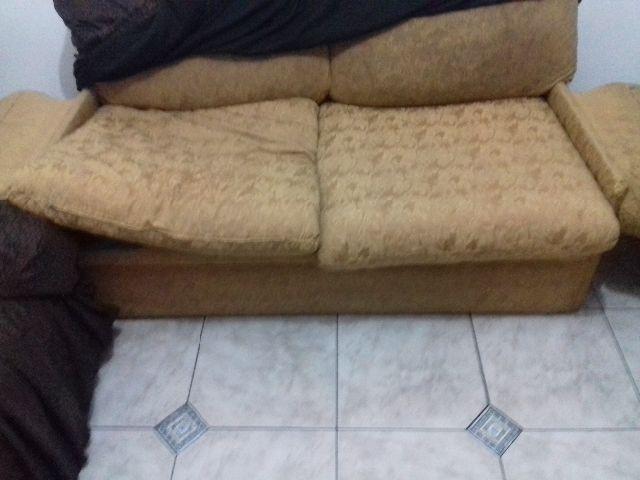 Sof cama m veis serraria diadema 435975463 olx for Olx sofa cama