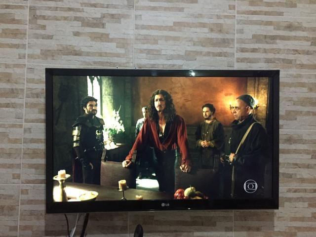 Tv lg 47 polegadas com conversor digital