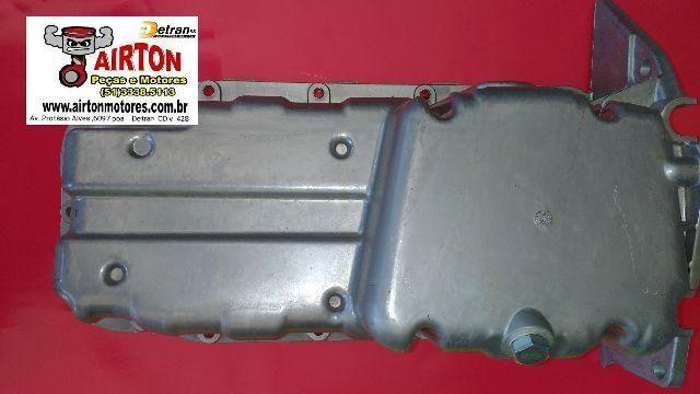 Carter-bloco-motor-alternador-arranque-distribuidor-cabeçote-coletor-bobinas-valvula-tbi-