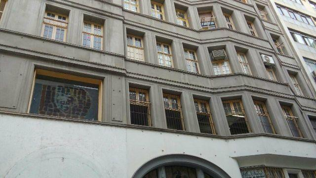 Sala comercial centro de Porto Alegre