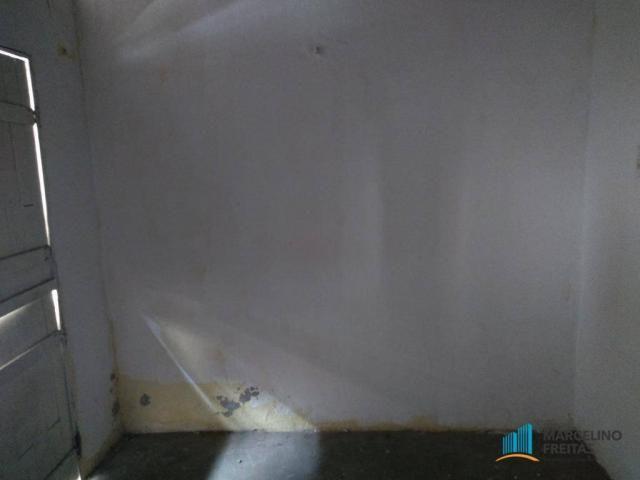 Casa com 1 dormitório para alugar, 30 m² por R$ 259,00/mês - Cristo Redentor - Fortaleza/C - Foto 6