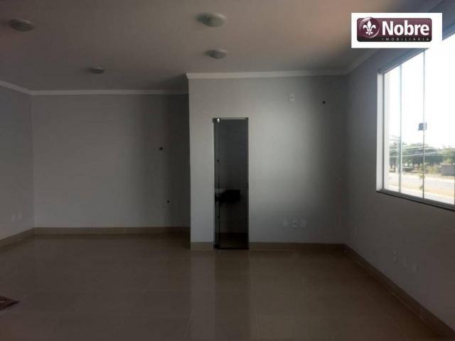 Sala para alugar, 187 m² por r$ 4.005,00/mês - plano diretor sul - palmas/to - Foto 5
