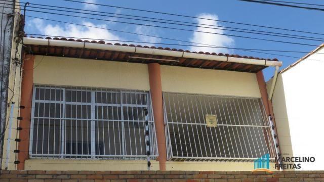 Casa com 2 dormitórios para alugar, 130 m² por R$ 1.109/mês - Quintino Cunha - Fortaleza/C - Foto 2