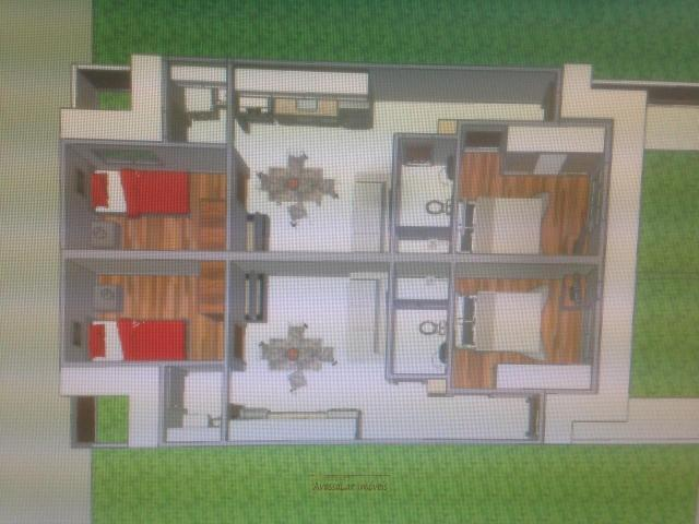Casas na R: São José dos Pinhais com 2 dormitórios - Foto 5