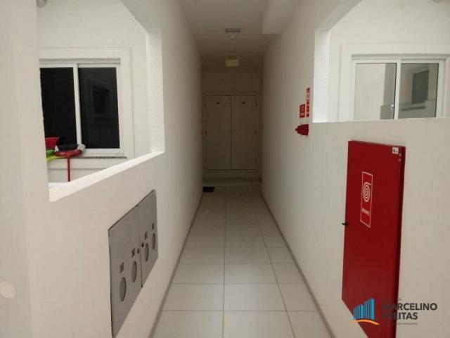 Apartamento residencial para locação, Prefeito José Walter, Fortaleza. - Foto 19