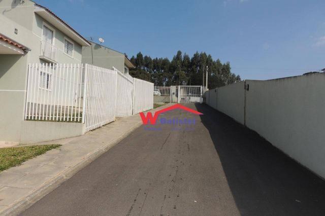 Casa com 3 dormitórios à venda, 56 m² por r$ 190.000 - rua presidente faria nº 1317 - são  - Foto 20