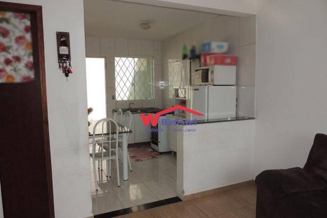 Casa com 3 dormitórios à venda, 56 m² por r$ 190.000 - rua presidente faria nº 1317 - são  - Foto 6