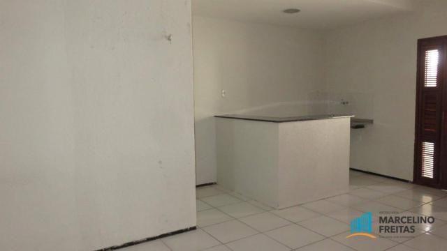 Casa com 2 dormitórios para alugar, 130 m² por R$ 1.109/mês - Quintino Cunha - Fortaleza/C - Foto 7