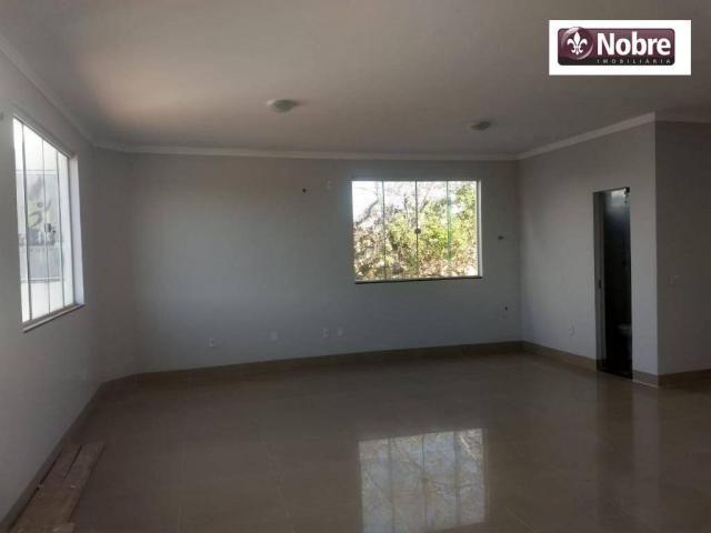 Sala para alugar, 187 m² por r$ 4.005,00/mês - plano diretor sul - palmas/to - Foto 11