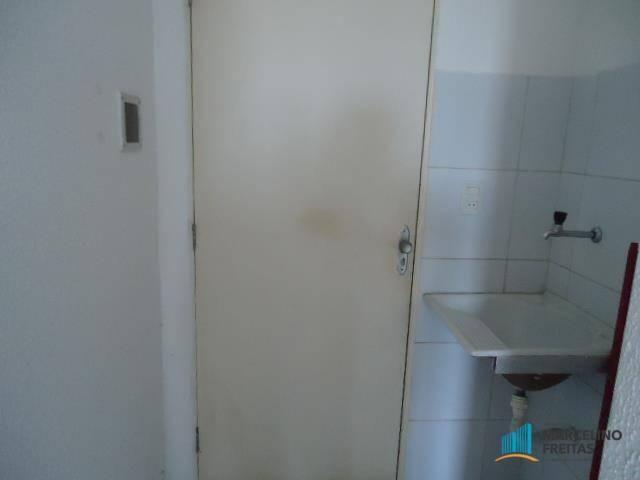 Apartamento com 1 dormitório para alugar, 50 m² por R$ 609,00/mês - Centro - Fortaleza/CE - Foto 9