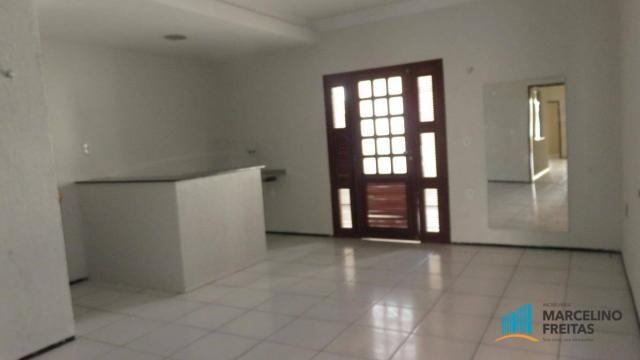 Casa com 2 dormitórios para alugar, 130 m² por R$ 1.109/mês - Quintino Cunha - Fortaleza/C - Foto 8