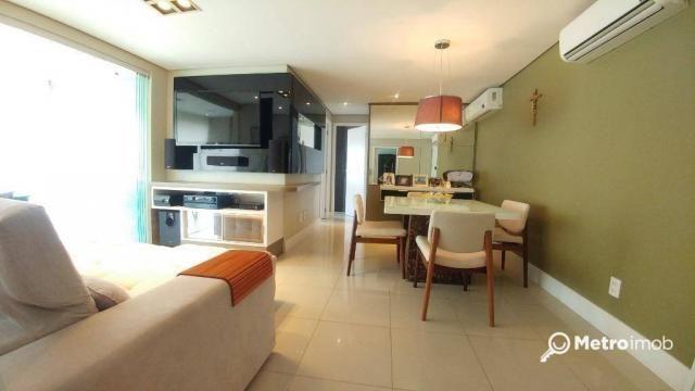 Apartamento com 2 dormitórios à venda, 74 m² por R$ 520.000,00 - Ponta da areia - São Luís - Foto 4