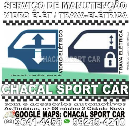 Manutenção de vidro elétrico e trava-elétrica para carro (na Cidade Nova)