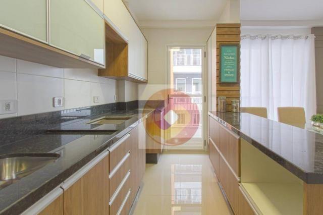 Apartamento com 2 dormitórios à venda, 52 m² por R$ 173.500 - Cidade Industrial - Curitiba - Foto 8