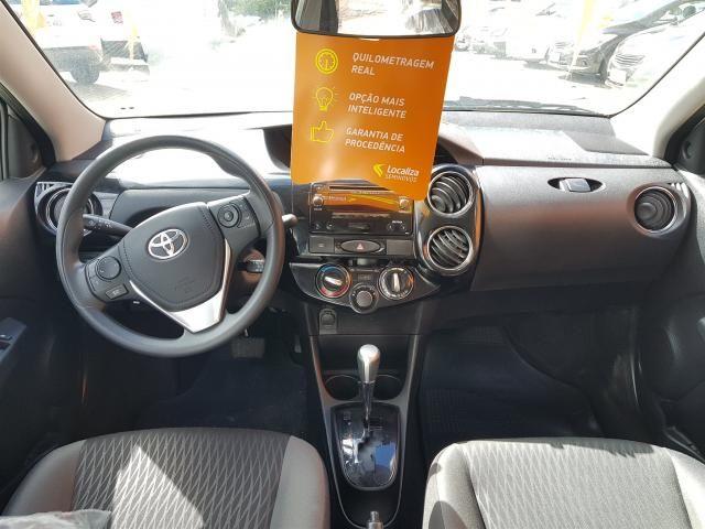 TOYOTA ETIOS 2018/2019 1.5 X SEDAN 16V FLEX 4P AUTOMÁTICO - Foto 10