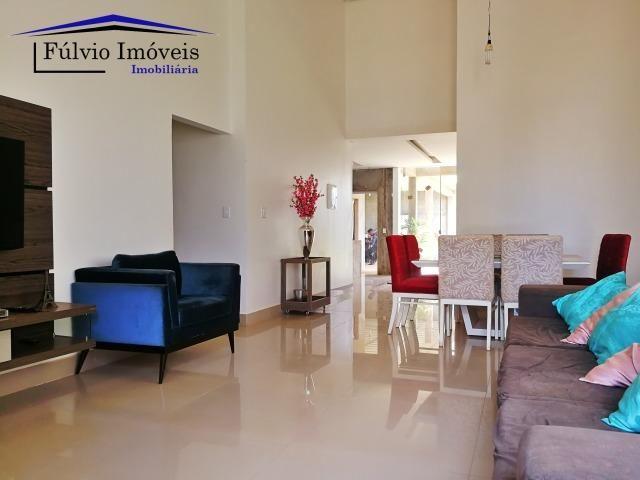 Casa moderna,Vicente Pires, condomínio fechado, toda na laje, cozinha independente - Foto 2
