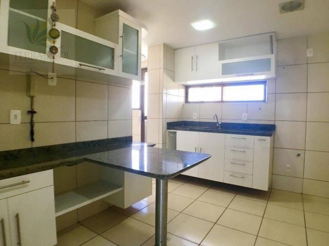 Apartamento com 3 dormitórios à venda, 149 m² por R$ 875.000 - Guararapes - Fortaleza/CE - Foto 20