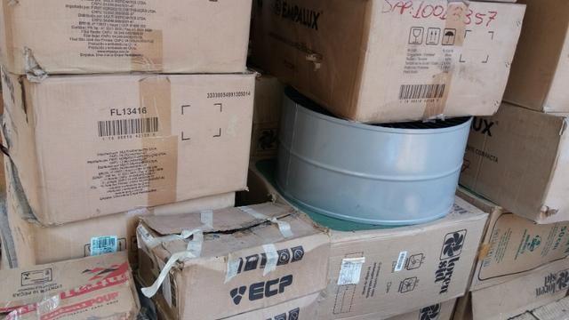 Lote de materiais elétricos e de refrigeração novos - Foto 4