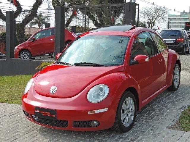 Volkswagen New Beetle 2.0 Com Teto Solar 2008