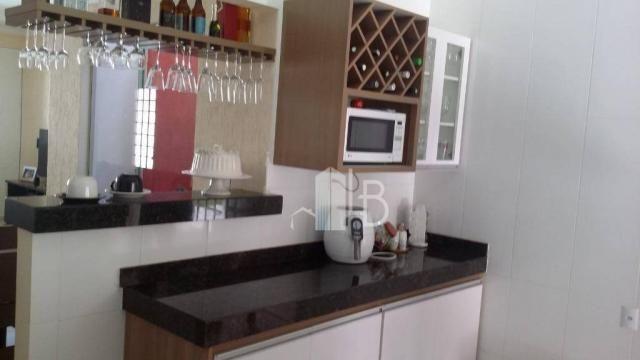 Casa com 3 dormitórios para alugar, 110 m² por R$ 1.600,00/mês - Jardim Holanda - Uberlând - Foto 16