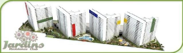 Apartamento com 3 dormitórios para alugar, 63 m² por R$ 1.509/mês - Monte Castelo - Fortal - Foto 14