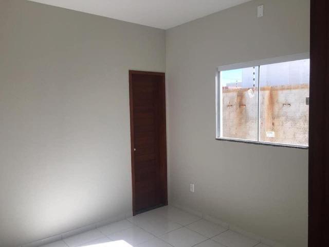 Vende-se Excelente Casa 2/4 no Nova Mossoró 3, Mossoró-RN. Loteamento Nova Mossoró - Foto 6