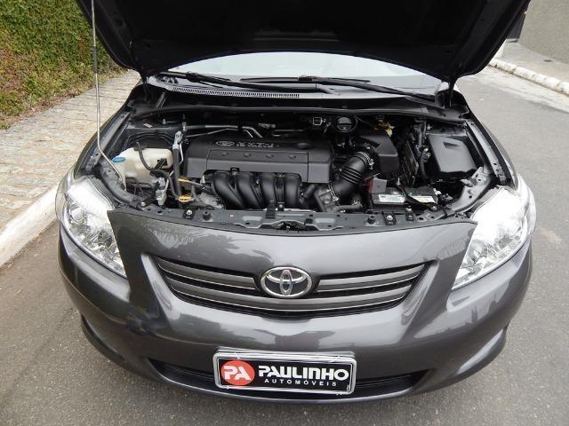 Toyota Corolla 2010/2010 1.8 XLI 16V Flex 4P Automático Completo Muito Conservado - Foto 12