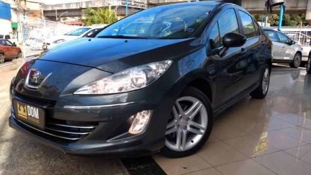 Peugeot 408 2014/2014 1.6 griffe 16v turbo gasolina 4p automático