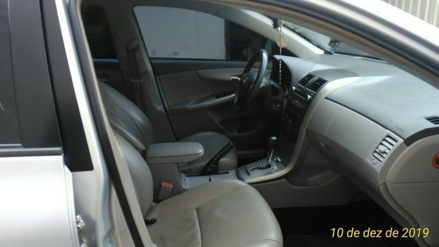 Toyota Corolla XEi 1.8 Flex automático 09/10 - Foto 12