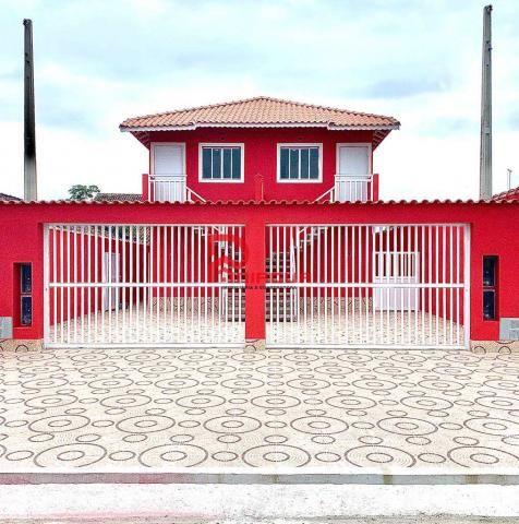 Casa à venda com 2 dormitórios em Nova itanhaém, Itanhaém cod:1356 - Foto 2