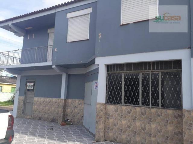 Casa com 3 dormitórios para alugar, 1 m² por R$ 2.200,00/mês - Fragata - Pelotas/RS - Foto 13