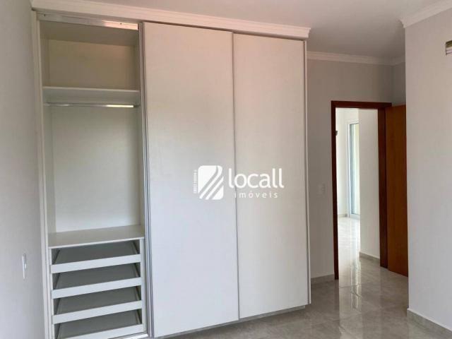 Apartamento com 1 dormitório para alugar, 55 m² por r$ 1.300/mês - vila são pedro - são jo - Foto 7